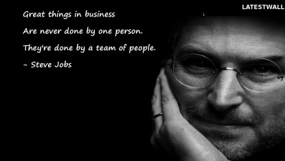 Great things in business