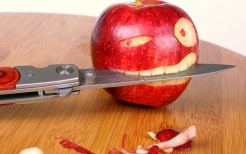 Apple Funny HD Wallpapers