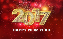 Happy New Year 2017 Wallpaper 48