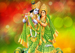 radha and krishna wallpapers