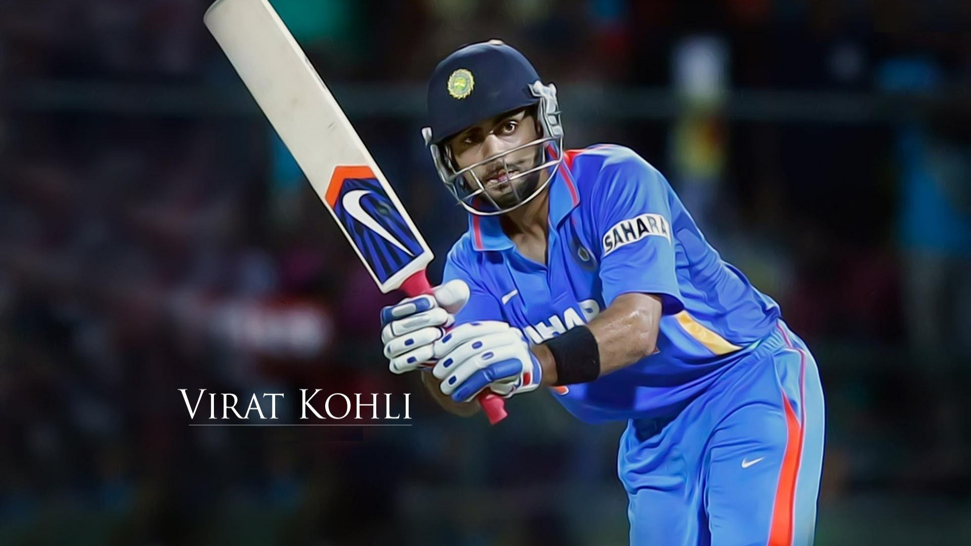 Download Best Virat Kohli Cricket Player HD Wallpaper