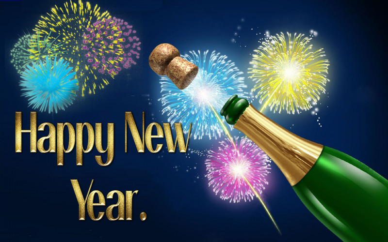 Download Best Happy New Year 2017 Wallpaper 38 Wallpapers Images